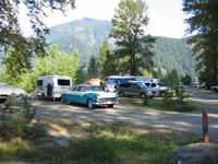 Campground 22 sites