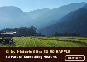 kilby something historic 5050 raffle 2021